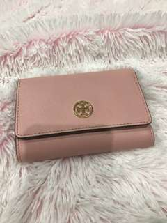 BRAND NEW Tory Burch Robinson Medium Fold Wallet