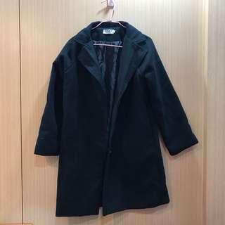 韓版西裝大衣外套