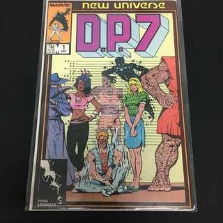 DP7 1 Marvel Comics Book Superhero Movie