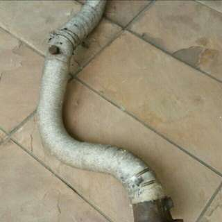"2002-2007 Subaru Impreza Wrx Sti 3"" Twin Scroll Twinscroll Downpipe. Freebie stock 5 spd clutch and flywheel."