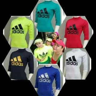 Baju Senam 7/8 Adidas