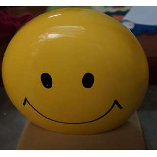 微笑立體存錢筒