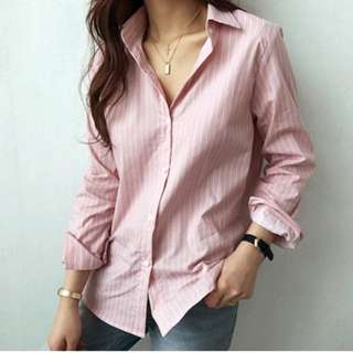 Trendy Work Shirt Stripes