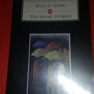 Roald Dagl Ten Short Stories