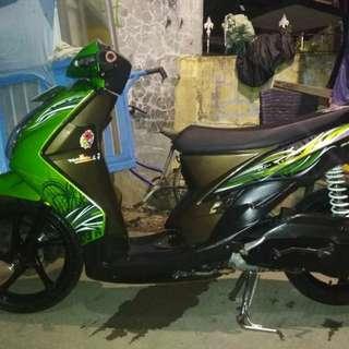 Motor Mio Soul