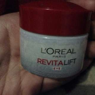 L'oreal Revitalift eye