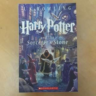 Harry Potter Book - Sorcerer's Stone