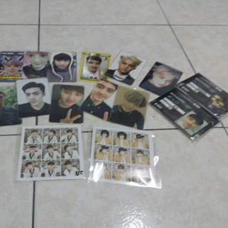[ARRIVAL] EXO/BTS OFFICIAL PHOTOCARD