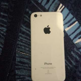Iphone 5c white 32g icloud issue