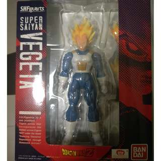 Bandai S.H.Figuarts Dragon Ball Super Saiyan Vegeta  SHF