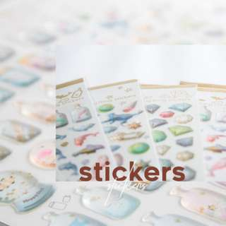 STICKERS — magical cllection
