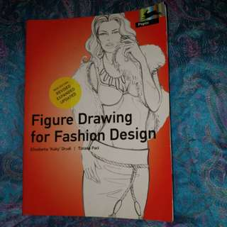 Pepin Figure Drawing for Fashion Design Book