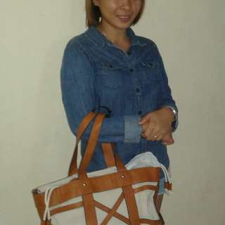Canvas and Sack Totes