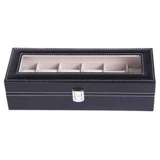 6格手錶/飾物盒(現貨‼️)