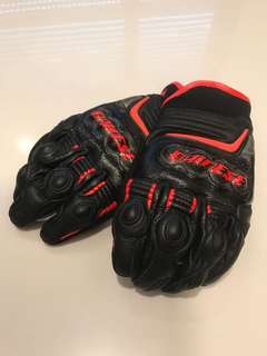 Dainese Motorcycle Riding Gloves