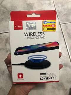 """Yoobao"" Qi Wireless Charging Pad"
