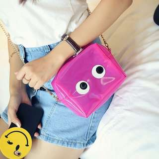 Crystal Eyes Mini Slingbag