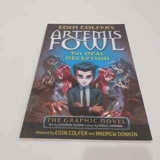 Artemis Fowl : The Opal Deception- Graphic Novel