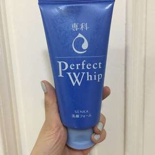 Perfect Whip face wash