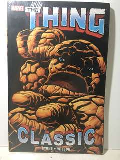 Marvel: The Thing Classic