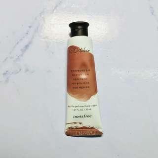 Jeju Life Perfumed Hand Cream (October)