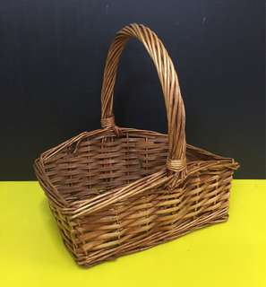 Handmade Rattan Basket