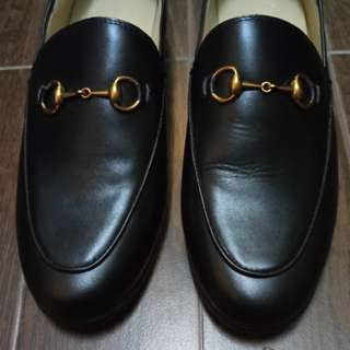 🇬🇧England style Black slip in shoes