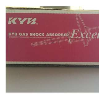 KYB Gas Shock Absorber (Honda Jazz)