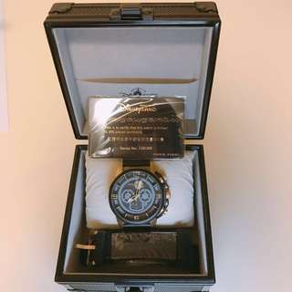 Disney Stingray Stark Expo Ironman Watch (Limited Edition) 迪士尼史達科技展鐵甲奇俠限量版手錶