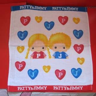 Sanrio Patty&Jimmy 毛巾