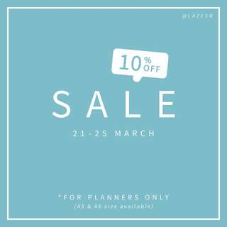 EXTENDED 10% SALE
