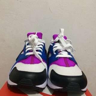 NIKE Men Air Huarache Sepatu Olahraga Pria - Multicolor 318429-415