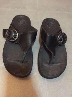 FitFlop Black Sandal