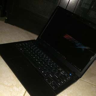 Axioo MNC Neon Core 2 Duo Ram 4 GB Hdd 250 Gb