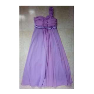 GOWN LILAC