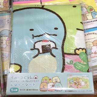 Japan Tokyo Sumikko Gurashi 角落生物 沙灘墊 野餐墊 1人用 野餐篇