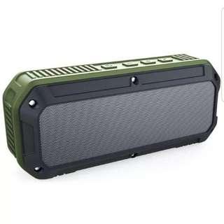 AUKEY SK-M8 Outdoor Waterproof Bluetooth 4.0 Stereo Speaker (Black)