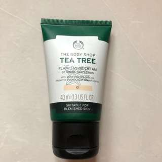 BB Cream Green Tea The Body Shop