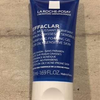 La Roche-Posay Effaclar Purifying Foaming Gel - 50ml