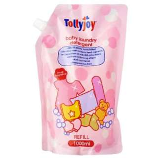 BN Tollyjoy baby laundry detergent refill pack