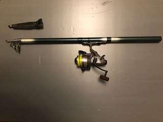 釣魚杆 韓國製 Superpower 2枝 fishing rod made in korea