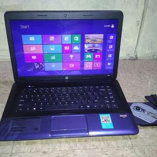 HP 2000 4GB RAM 320GB HDD 15.6 inches Laptop