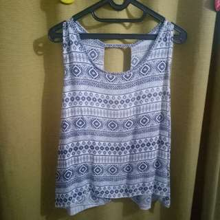 Tank top made in Lombok