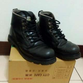 KS 鋼頭工作靴