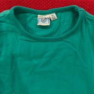 Green Shirt for kids