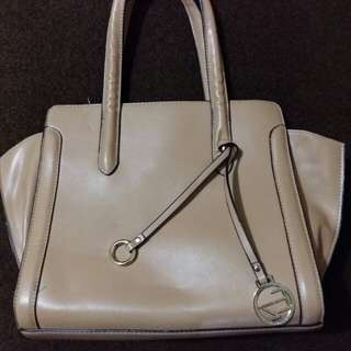Elizabeth Hand Bag - Mocca
