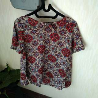 New! Atasan batik