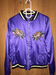 Forever 21 Bomber Jacket (only applicable for meet-ups)