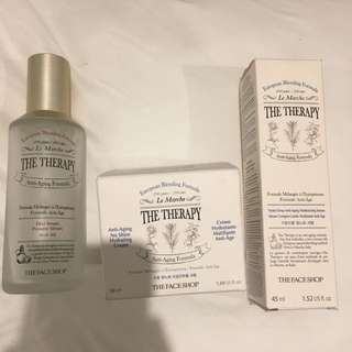 The Face Shop The Therapy Set