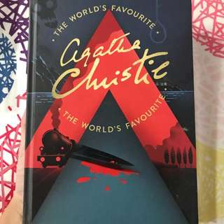 Agatha Christie novel BEST SELLER!!